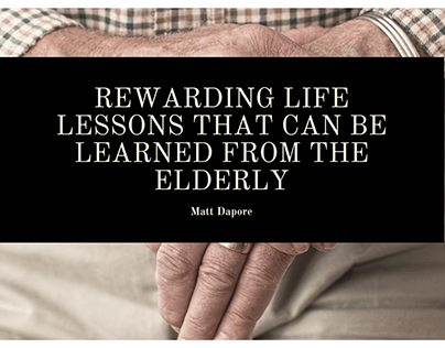 Rewarding Life Lessons That Can Be Learned