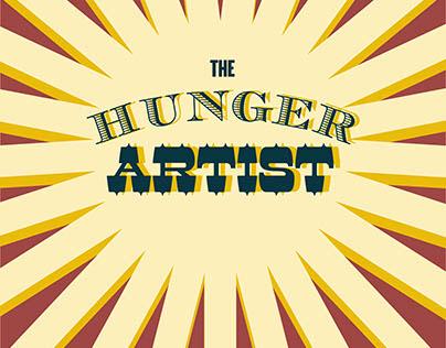 The Hunger Artist Broadsides