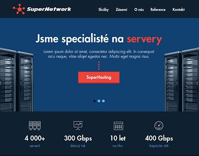 SuperNetwork