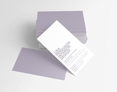 BRANDING: Lisa Ferguson Interior Design