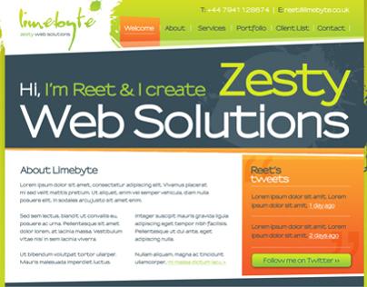 Limebyte Branding and Website