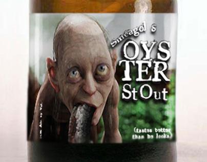 Sméagol's Oyster Stout