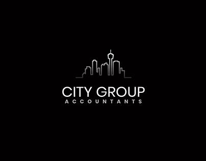 City Group Accountants Banner Design
