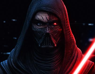 Vader 3d print
