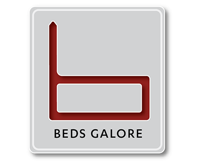 Beds Galore - rebrand & postcards