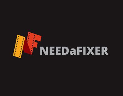 NEEDaFIXER web and id design