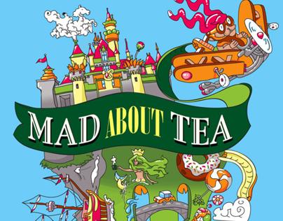 ACHMAD TEA: Mad about Tea