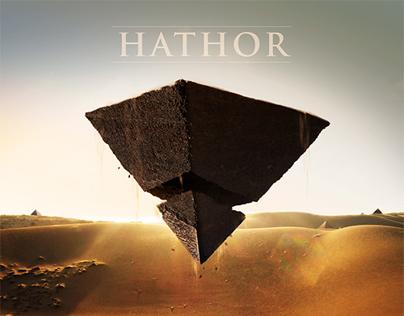 "ZAB DUB // EP-Cover ""Hathor"""