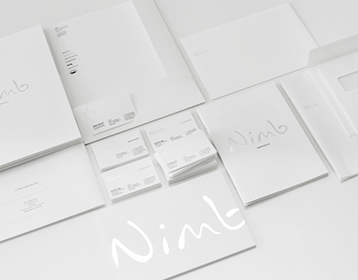 Visual identity 360° for Nimb boutique hotel