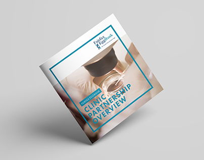 Fairfax Egg Bank – Clinic Partnership Brochure