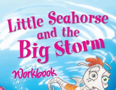 """""""Little Seahorse and the Big Storm"""" Interior Design"""