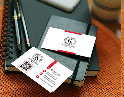 Kedna Accessories Business Card