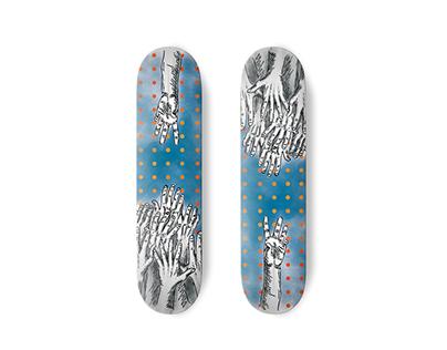 Skateboard // Transitmottaket