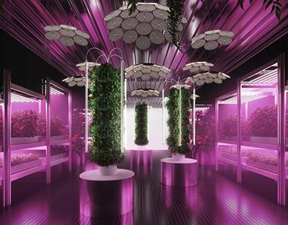 Tom Dixon & IKEA   Chelsea Flower Show