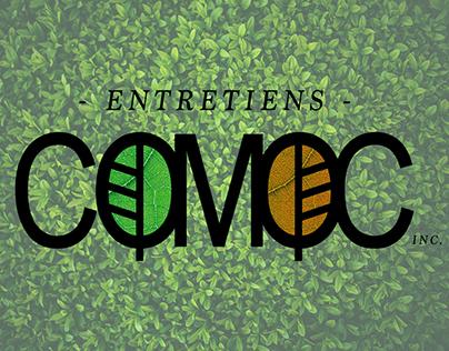 Branding | Entretiens COMOC