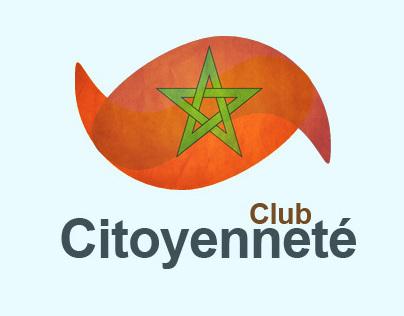 """Logo du """"Club Citoyenneté""""  du BDE-FSJEST"""