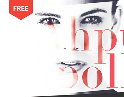 Ahpuch Apollyon (Free Typeface Family)