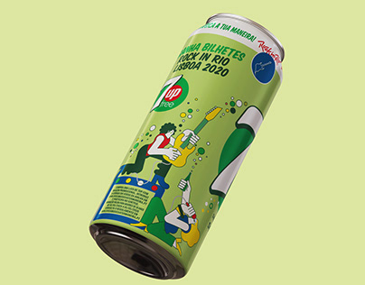 7UP/Rock in Rio