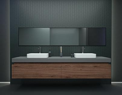 Kamphil Furniture - Bathroom Series
