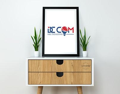 THIẾT KẾ LOGO THƯƠNG HIỆU DC COM TẠI Logodep.net