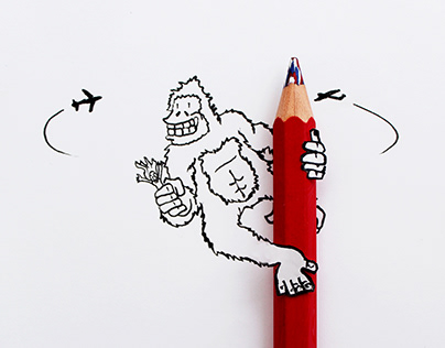King Kong in love