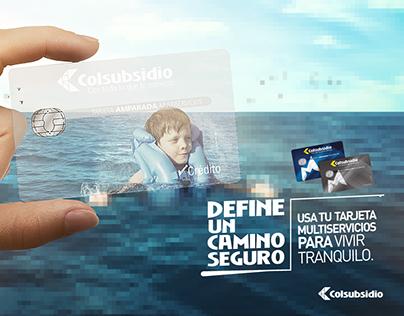 Campaña Crédito - Define