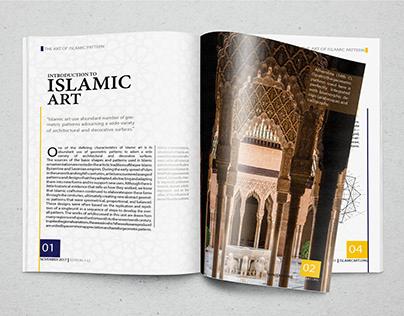 Islamic Art Book Design
