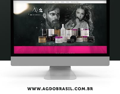 Ag do Brasil • Site • Catálogo • Site