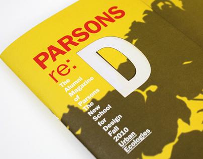 PARSONS re:D