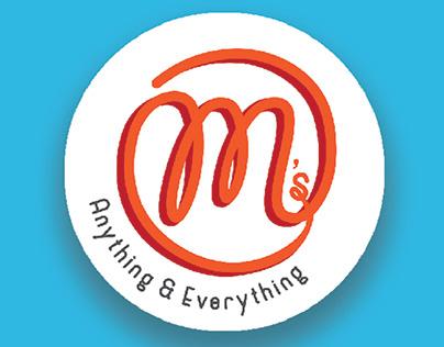 Imtiaz Re-Branding | M's - Anything & Everything