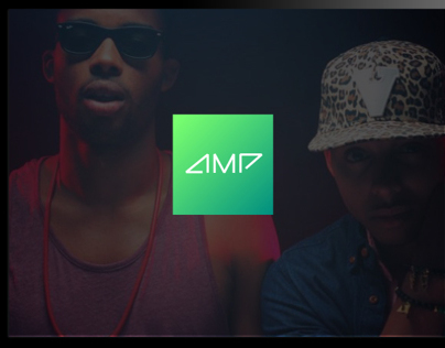 AMP   Identity, Look-and-Feel & UI/UX Concept