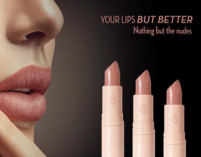 Nude Lipstick | Lipstick Queen