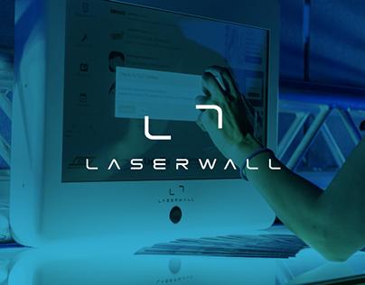 Laserwall - Rebranding