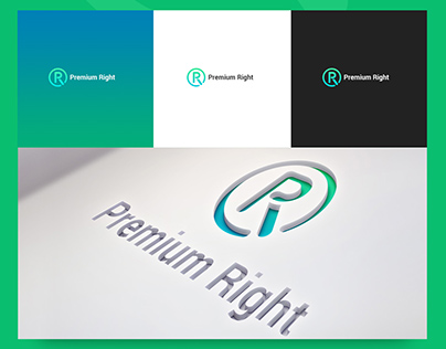 Сайт и логотип для компании «Premium Right»