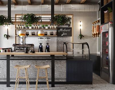 Hobart Bar, Athens Greece