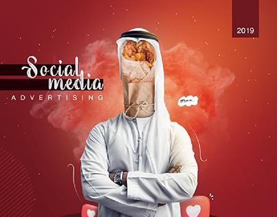 Social media Ads | food