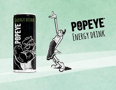 Popeye Energy Drink