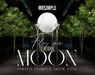 FLY ME TO THE MOON-Spring Fashion Show
