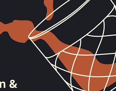 2019 - Flyer Design - Smoky Quartz Distillery