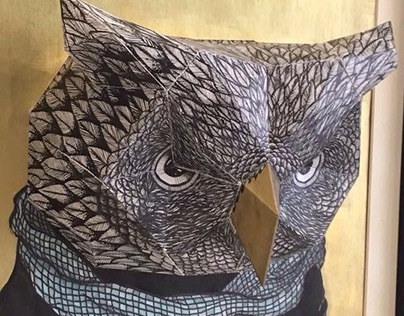 owl atentadodigital x urbancraft