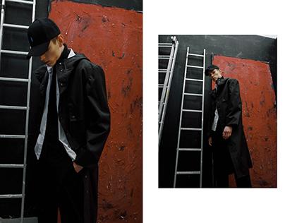 Look Book for 28 design apparel/Raincoats.