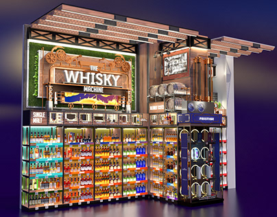 THE WHISKY MACHINE - Pernod Ricard
