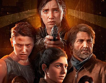 The Last Of Us Part II - Fan Artwork