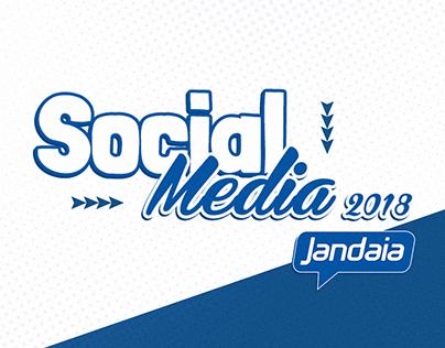 Socia Media Jandaia - 2018