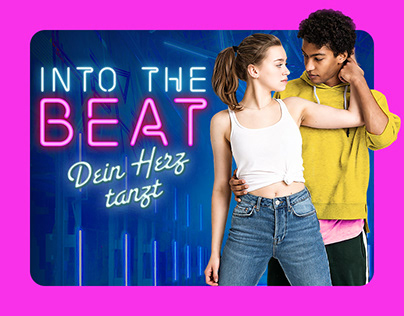 Into The Beat - Digital Ads