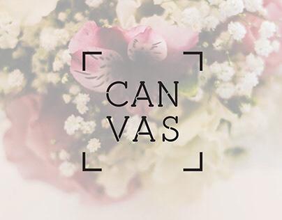 Branding // CANVAS Fotografia Expressiva