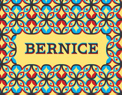HWT Bernice Ornaments