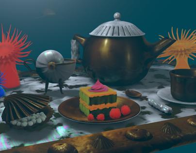 Tea Under the Sea