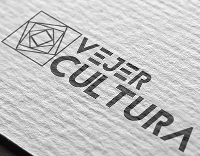 Identidad Visual Corporativa para Vejer Cultura.