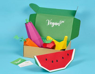 VeganGoo Branding e Webdesign